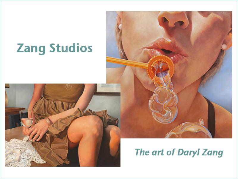 Les artistes et les expos _ Daryl Zang : outrement voir ou le silence du corps féminin par Jean-Paul Gavard-Perret